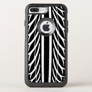 Tire Texture Abstract Pattern OtterBox Commuter iPhone 8 Plus/7 Plus Case