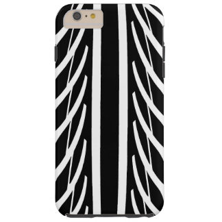 Tire Texture Abstract Pattern Tough iPhone 6 Plus Case