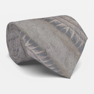 Tire Tracks Necktie