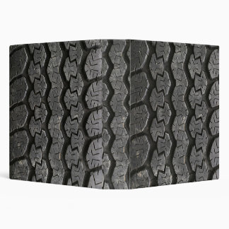 Tire Tread Avery Binder