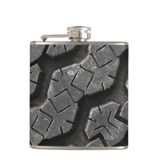 Tire Tread Flasks