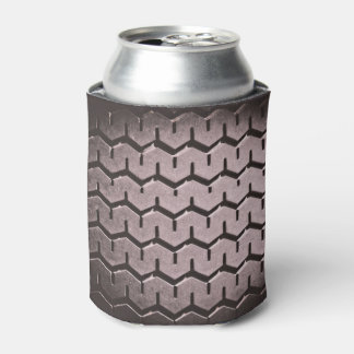 Tire Tread from Hot Rod Can Cooler