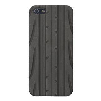 Tire Tread iPhone 5 Case