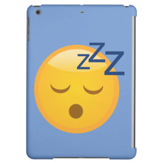 Tired Bedtime Emoji iPad Air Cover