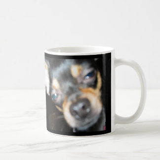 Tired Chi Where is my COFFEE?!?!?! Coffee Mug
