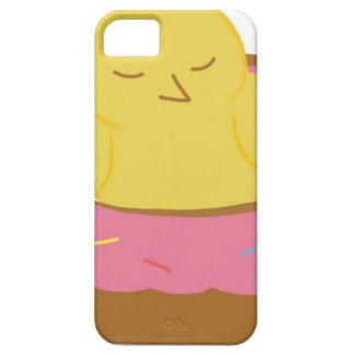 Tired Donut Bird iPhone 5 Cover