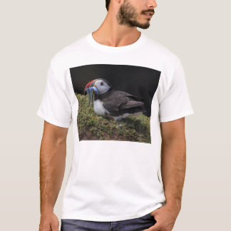 Tired Fisher Puffin T-Shirt