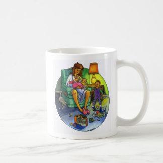 Tired Mother Coffee Mug