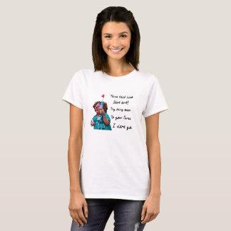 Tired Nurse T-Shirt