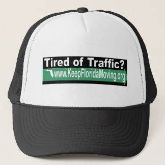 Tired of Traffic hat