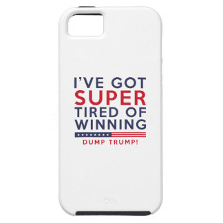 Tired Of Winning iPhone 5 Cover