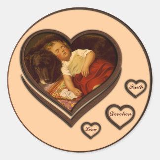 Tireless Devotion - Sticker #2