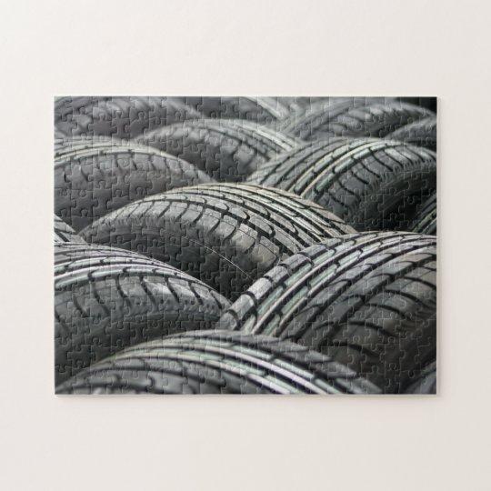 Tires Puzzle