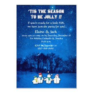 'Tis the Season - Christmas Holiday Party Invite