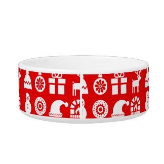 '''Tis the Season Christmas Medium Pet Bowl