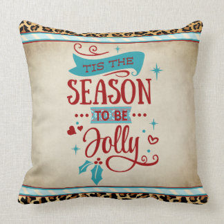 Tis the Season Christmas Pillow