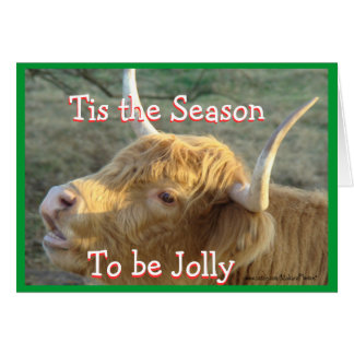 Tis the Season-customize Card