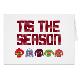 Tis the Season... for Ugly Things Card