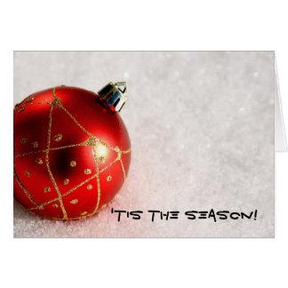 'Tis the Season! Holiday Greeting Cards