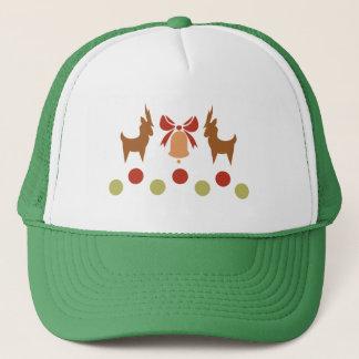 Tis the Season Pattern Trucker Hat
