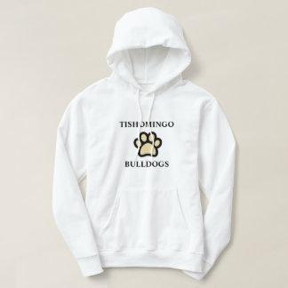 Tishomingo Bulldogs Hooded Pullovers