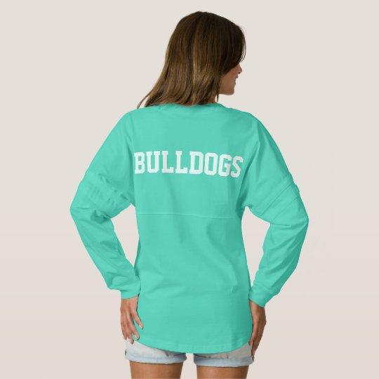 Tishomingo Bulldogs Spirit Jersey