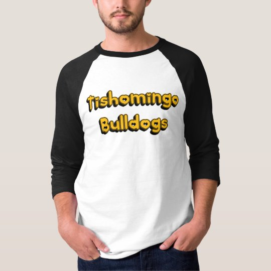 Tishomingo Bulldogs T-Shirt