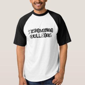 Tishomingo Bulldogs T-shirt