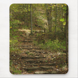 Tishomingo Rock Path Mouse Pad