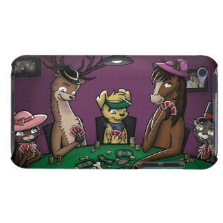 Tisonnier jouant des animaux coques iPod Case-Mate