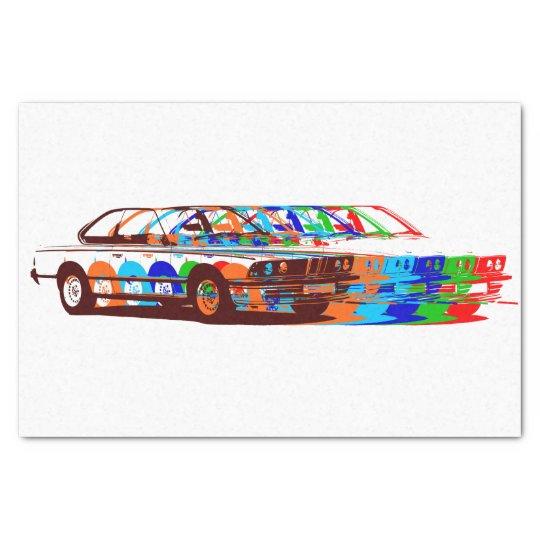 Tissue BMW Tissue Paper