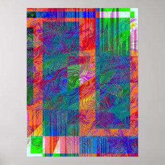 Tissue Plant Print