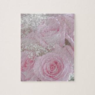 Tissue Soft Roses Puzzle