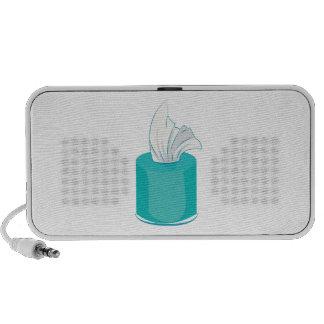 Tissues Mp3 Speakers