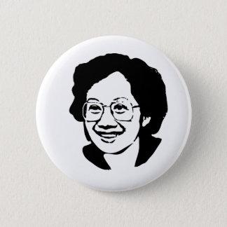 Tita Cory Aquino 2 Inch Round Button