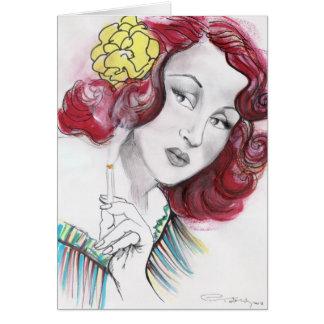 Tita Merello Tango Card