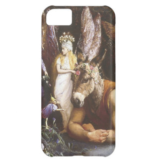 Titania and Bottom,Midsummer Night's Dream Cover For iPhone 5C