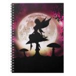 Titania Fairy Notebook