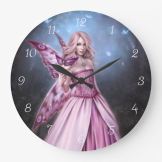 Titania Fairy Wall Clock