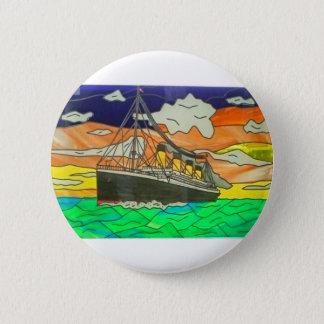 Titanic 1912 - 2012. 2 inch round button