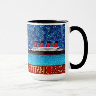 Titanic 2012 mug