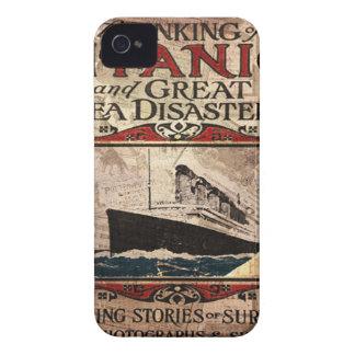 Titanic Case-Mate iPhone 4 Cases