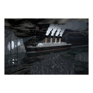 Titanic - Date with Destiny Poster