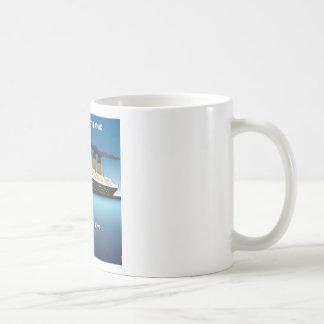titanic divine coffee mug