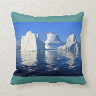 Titanic Iceberg Pillow