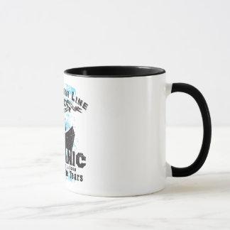 Titanic, Mug