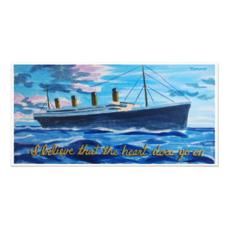 Titanic Photo Print