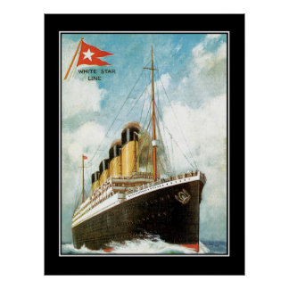 Titanic Series The Titanic Poster