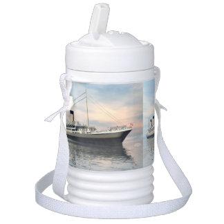 Titanic ship - 3D render Drinks Cooler