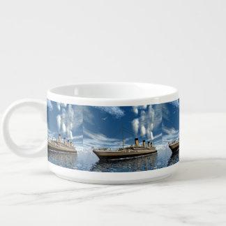 Titanic ship - 3D render.j Bowl